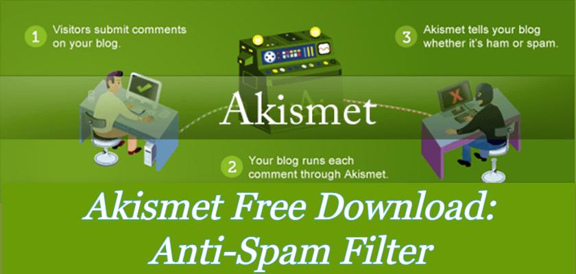 Akismet Free Download