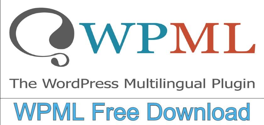WPML free download