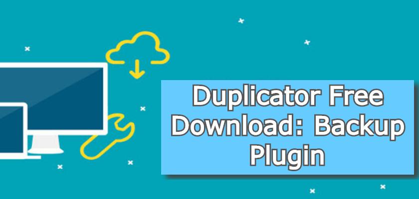 duplicator free download