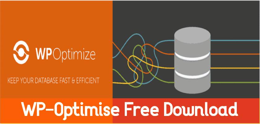 wp-optimise free download
