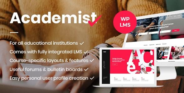 Academist Theme Free Download