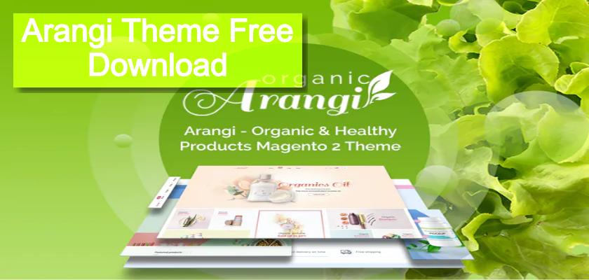 Arangi Theme Free Download