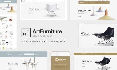 Art Furniture Theme Download Free