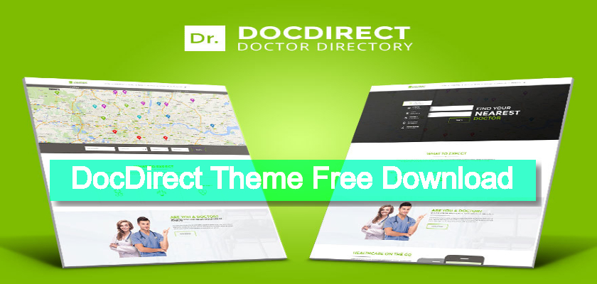 DocDirect Theme Free Download