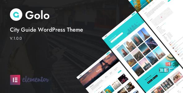 Download Golo Theme Free