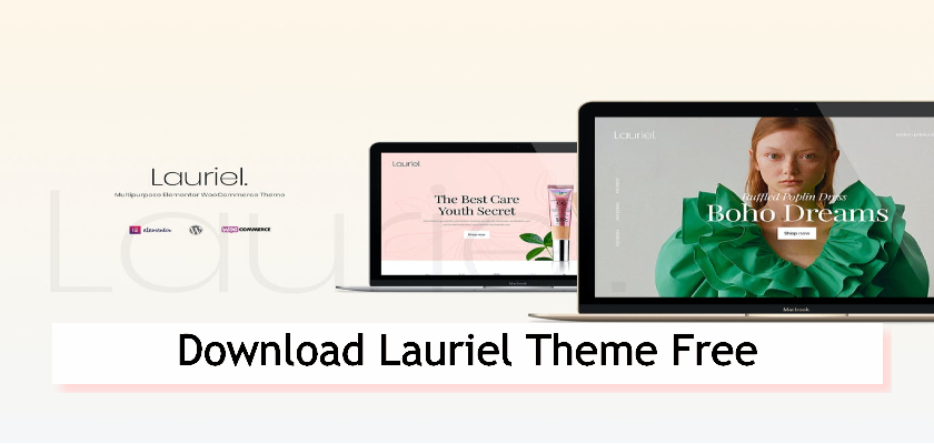 Download Lauriel Theme Free