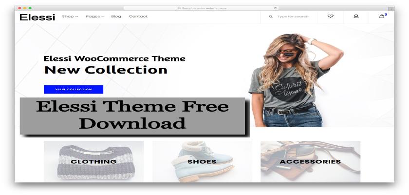 Elessi Theme Free Download
