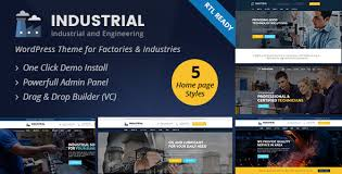 Industrial Theme Download Free