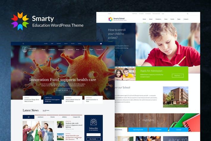 Smarty Theme Download Free