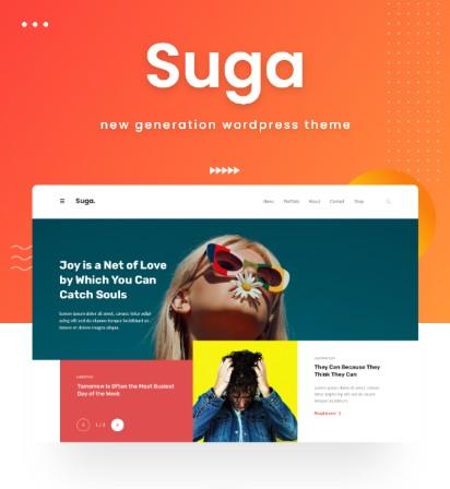 suga theme free download