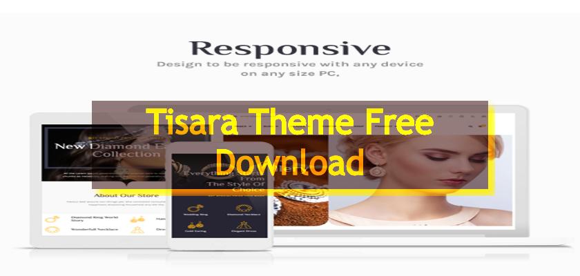 Tisara Theme Free Download