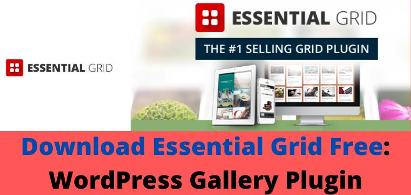 Download Essential Grid Free