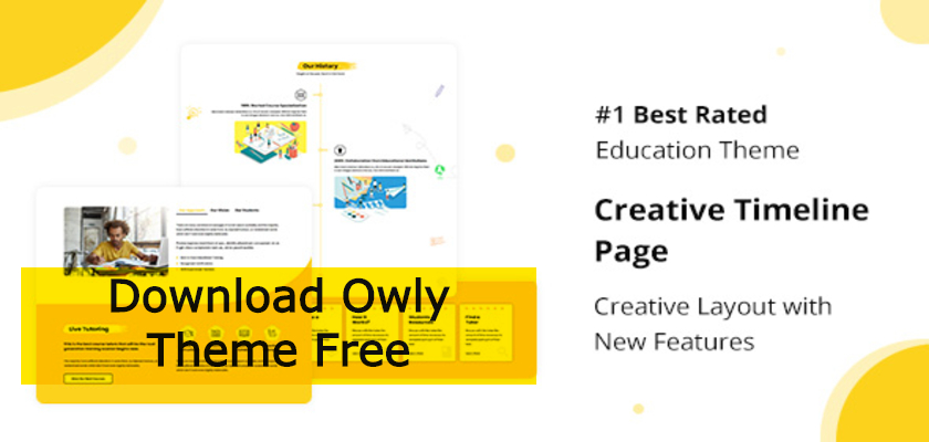 Download Owly Theme Free