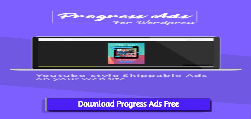 Download Progress Ads Free