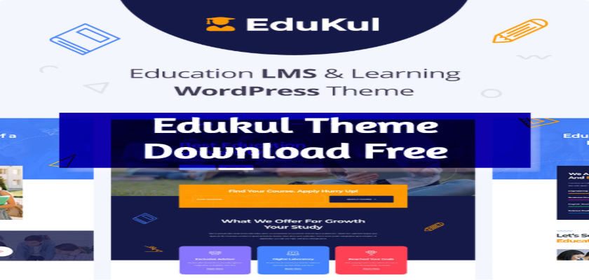 Edukul Theme Download Free