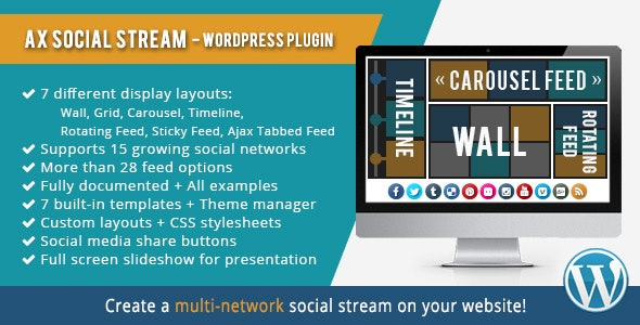 Free Download AX Social Stream