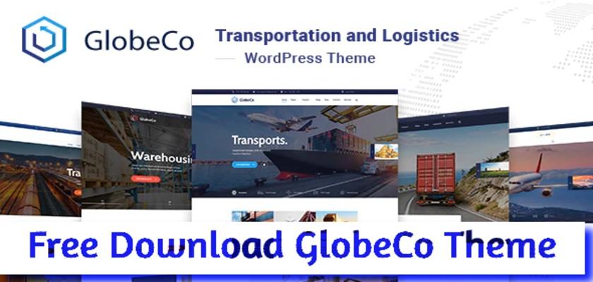 Free Download GlobeCo Theme