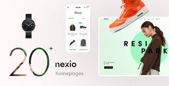 Nexio Theme Free Download