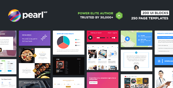 Pearl WP Theme Free Download
