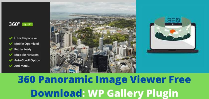360 Panoramic Image Viewer Free Download