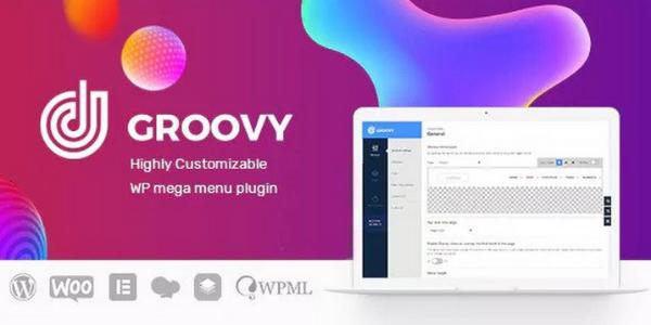 Groovy Menu Free Download