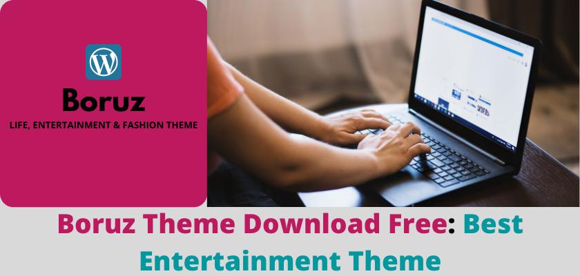 Boruz Theme Download Free