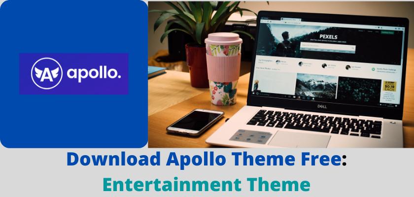 Download Apollo Theme Free