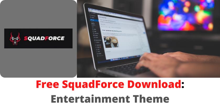 Free SquadForce Download