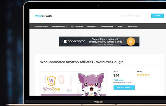 Download WooCommerce Evanto Affiliate Free