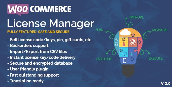 Download WooCommerce License Manager Free