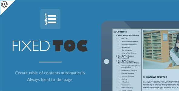 Fixed TOC Free Download