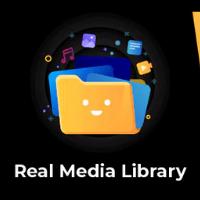 Real Media Library Logo
