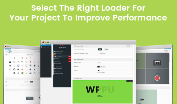 WordPress Preloader Unlimited Download Free