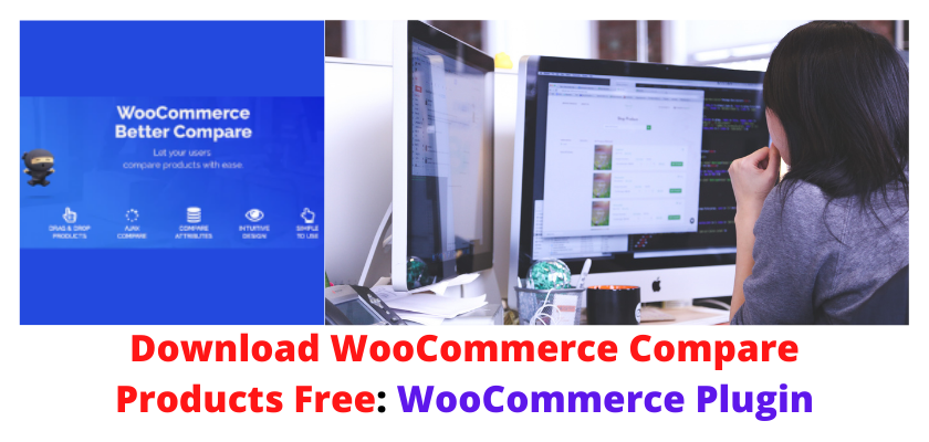 Download WooCommerce Compare Products Free