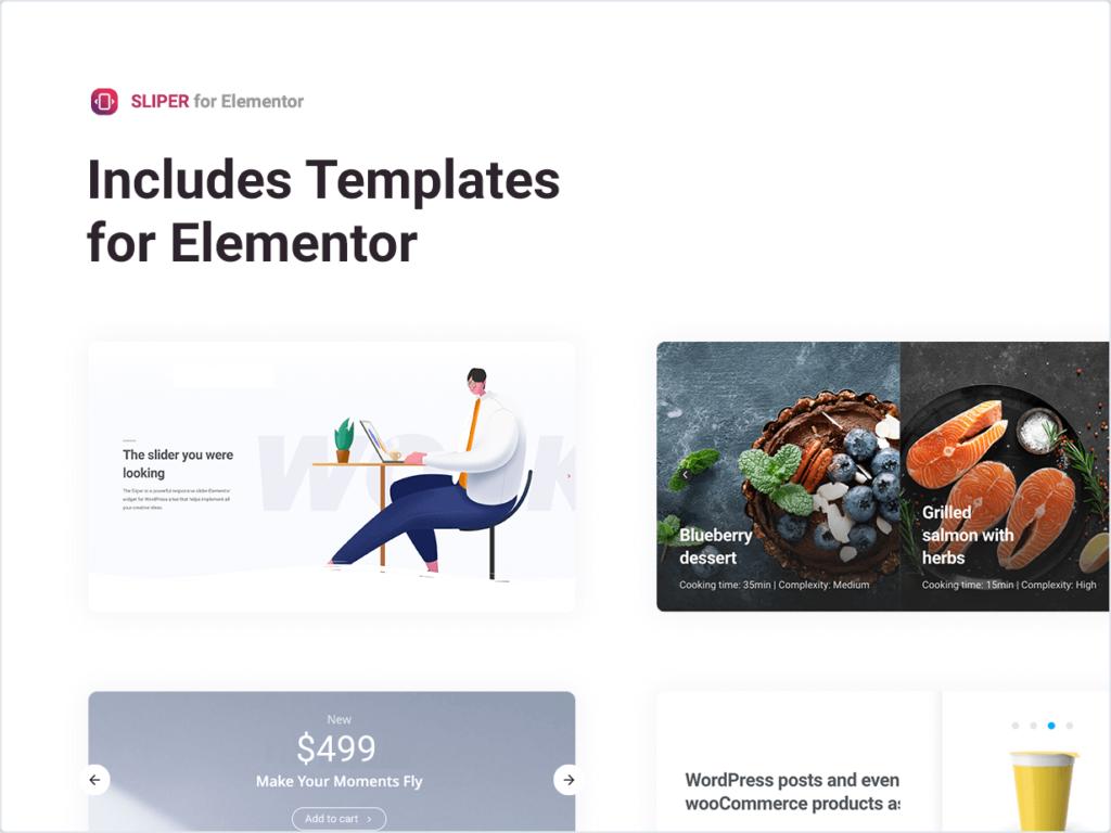 Download Sliper Slider For Elementor Free