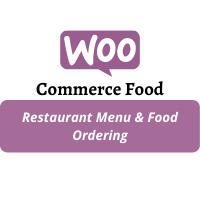 WooCommerce Food Logo