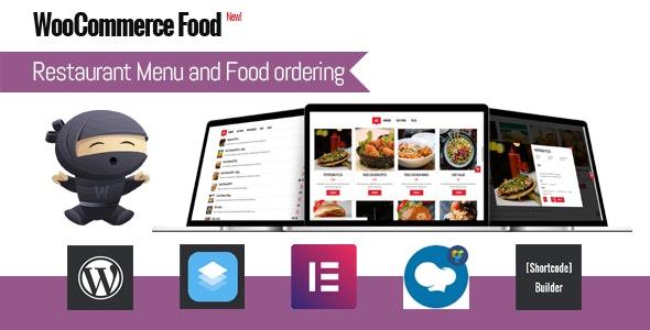 Download WooCommerce Food Free