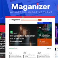 Maganizer's Logo