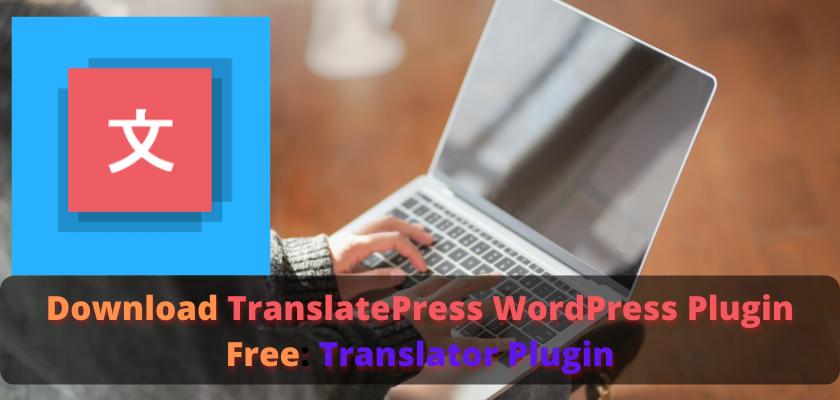 TranslatePress WordPress Plugin