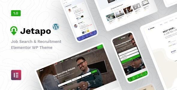 Download Jetapo v1.3.3 For WordPress
