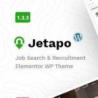 Jetapo Theme Logo