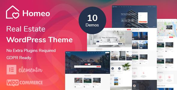 Download Homeo Theme Free