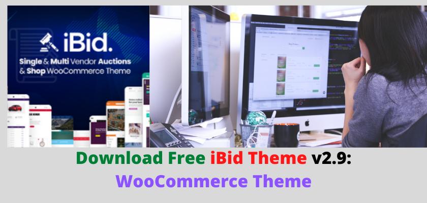 iBid Theme
