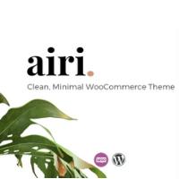 Airi Theme Logo