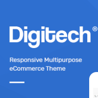Digitech Opencart Theme Logo
