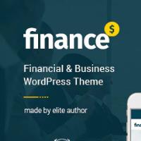 Finance Theme Logo