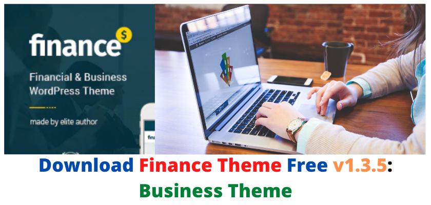 Finance Theme