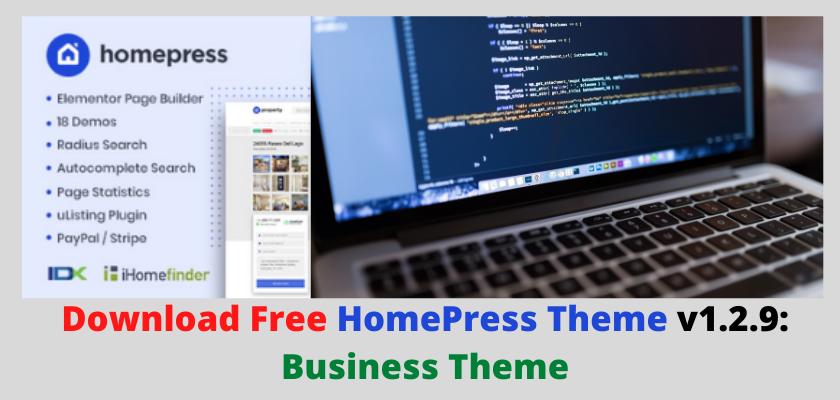 HomePress