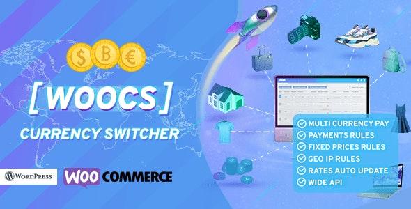 WOOCS Plugin For eCommerce website