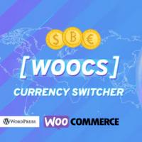 Logo of WooCommerce Currency Switcher (WOOCS) Plugin